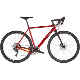 Vaast Bikes A/1 700C GRX, gloss berry red